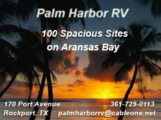 Palm Harbor RV Park in Rockport, TX